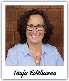 Unsere Kollegin Tanja Edelmann