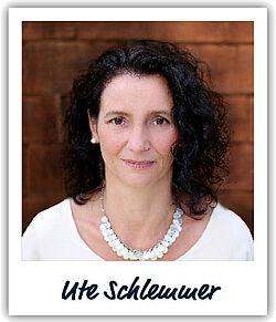 Unsere Kollegin Ute Schlemmer