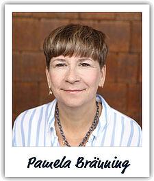 Unsere Kollegin Pamela Bräuning