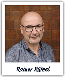 Unser Kollege Rainer Rützel
