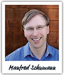 Unser Kollege Manfred Schumann