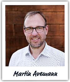 Unser Kollege Martin Avemann