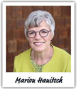 Unsere Kollegin Marion Hanitsch