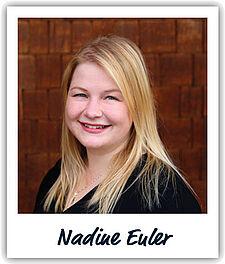 Unsere Kollegin Nadine Euler