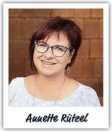 Unsere Kollegin Annette Rützel