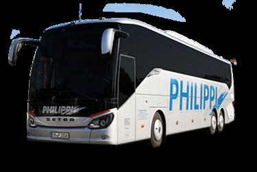 PHILIPPI Bus freistehend