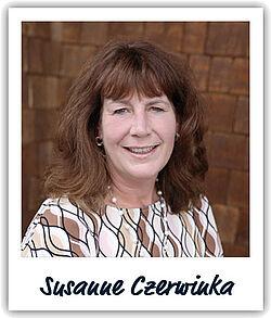 Unsere Kollegin Susanne Czerwinka