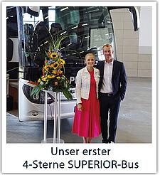 Unser 1. Setra Superior-Bus mir Mark und Marlen