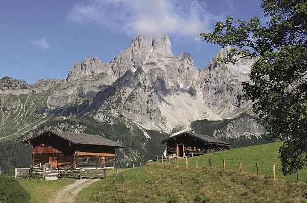 Filzmoos am Dachstein – malerisch schön
