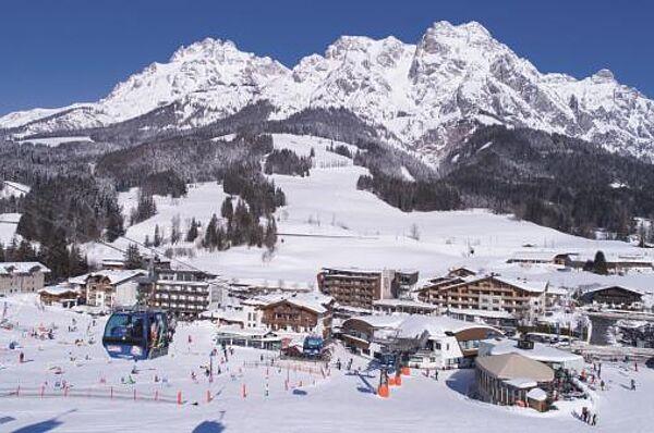 Ski-Circus Saalbach - Hinterglemm - Leogang - Fieberbrunn