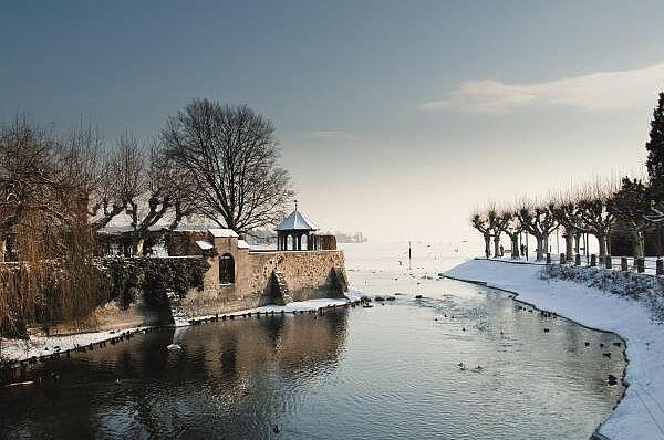 Bodensee im Advent