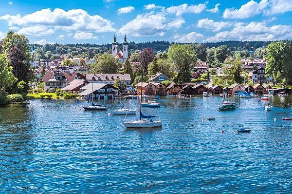 Entlang der schönsten Münchner Seen